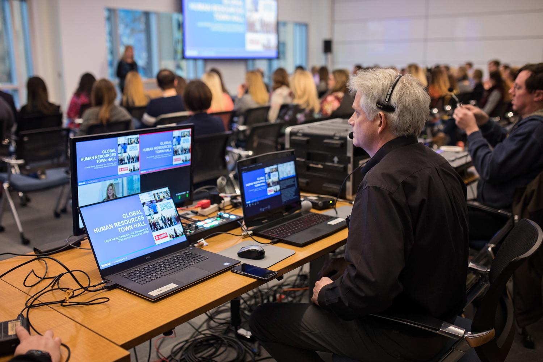 Audio Visual Equipment Inhouse Media Minneapolis